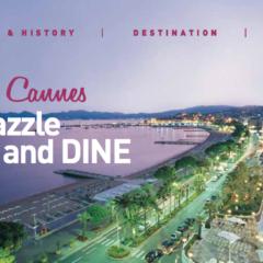Cannes Dazzle & Dine (Rendez-Vous en France)
